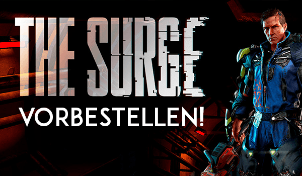 The Surge vorbestellen