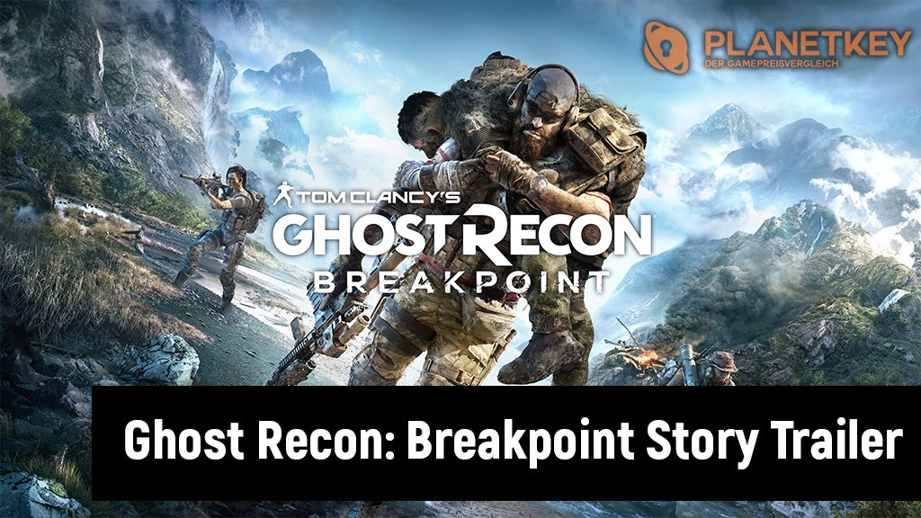 Tom Clancy's Ghost Recon Breakpoint: Story Trailer
