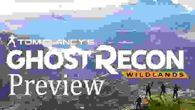 Tom Clancy's Ghost Recon Wildlands - Preview, Infos und mehr!