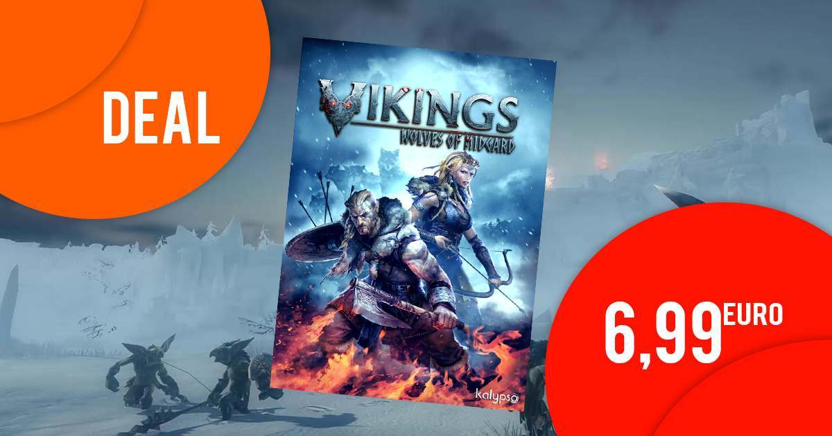 Vikings – Wolves of Midgard nur 6,99 EUR