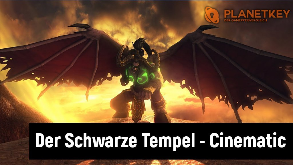World of Warcraft Fan-Cinematic - Der Schwarze Tempel
