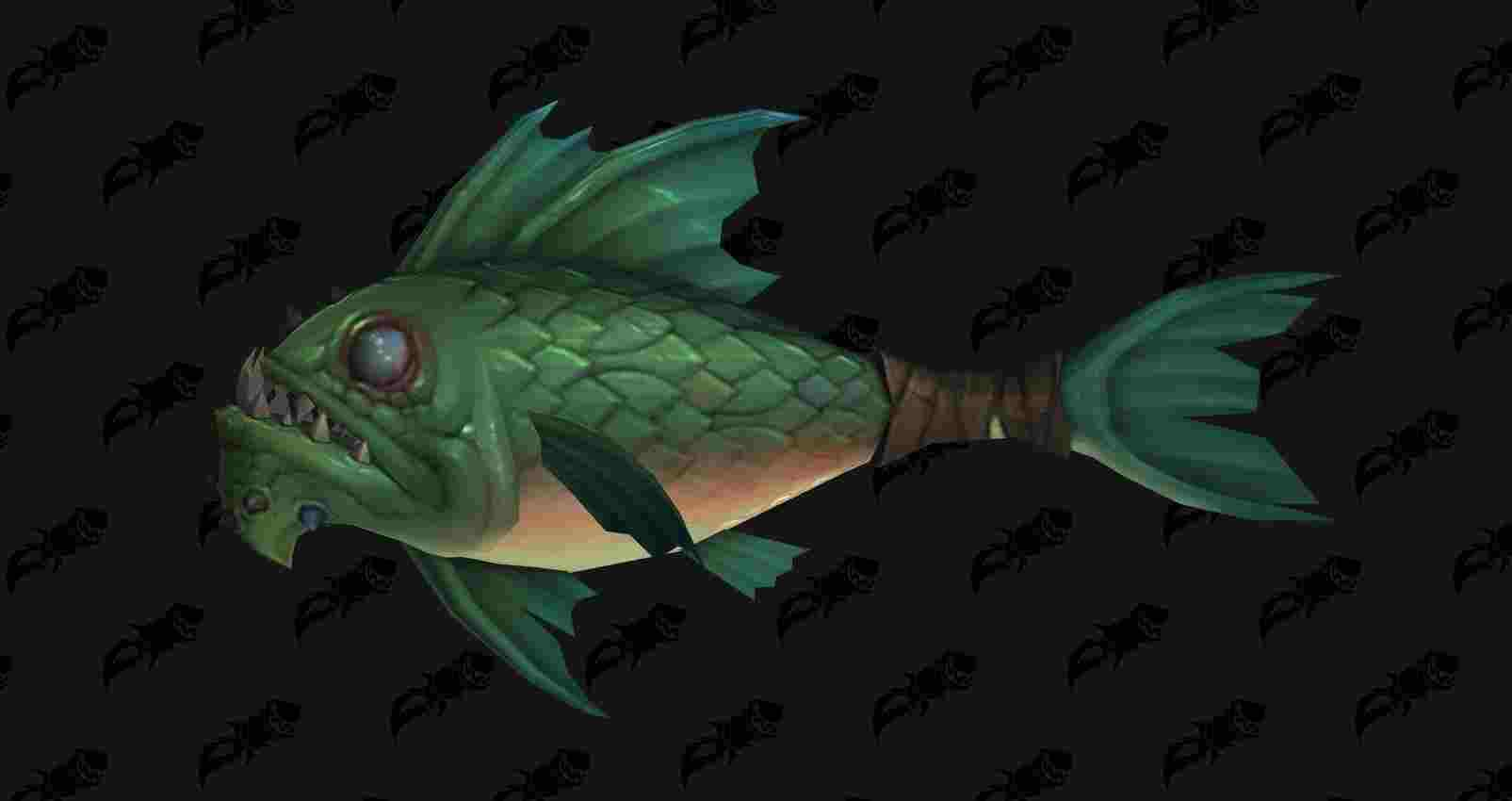 WoW: Battle for Azeroth - Fische als Nahkampfwaffe