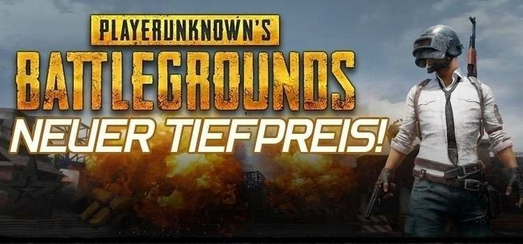 WoW! PLAYERUNKNOWN'S BATTLEGROUNDS mit Tiefpreis!
