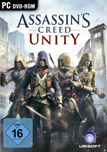 Assassins Creed Unity Key kaufen für UPlay Download