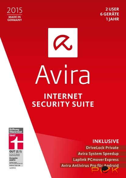 Avira Internet Security Suite 2015 kaufen - PC Product Key