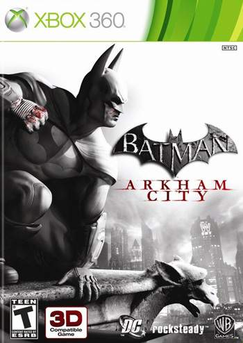 Batman Arkham City - Xbox 360 Download Code kaufen