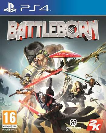 Battleborn PS4 Download Code kaufen