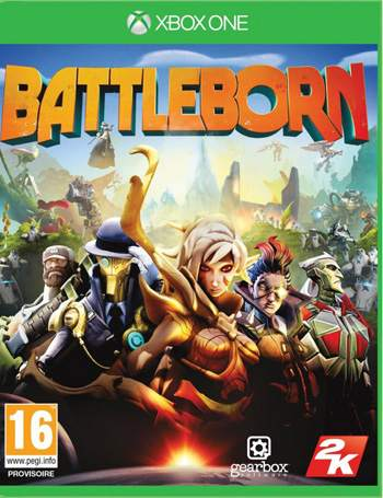 Battleborn Xbox One Download Code kaufen