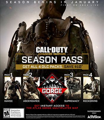 Call of Duty: Advanced Warfare Season Pass Key kaufen für Steam Download