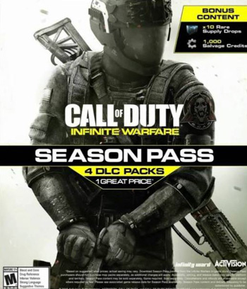 Call of Duty Infinite Warfare Season Pass Key kaufen