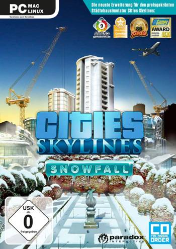 Cities Skylines Snowfall Key kaufen für Steam Download