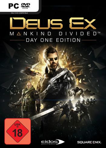Deus Ex: Mankind Divided Key kaufen