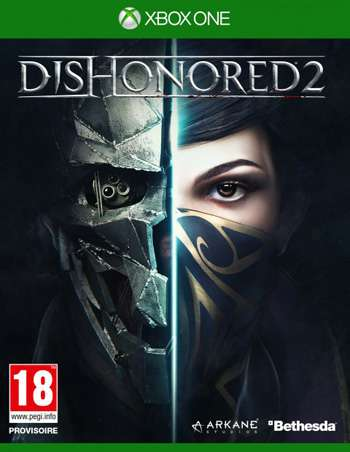 Dishonored 2 Xbox One Download Code kaufen