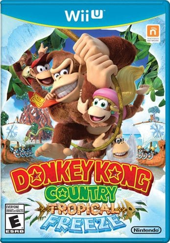 Donkey Kong Country Tropical Freeze - Wii U Download Code kaufen