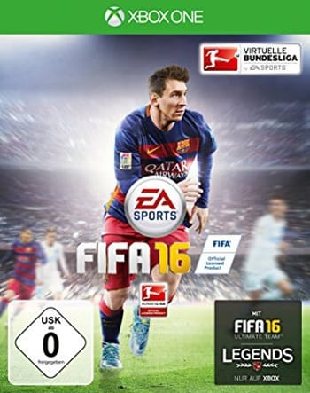 Fifa 16 Xbox One Download Code kaufen