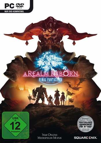 Final Fantasy XIV - A Realm Reborn Key kaufen und Download