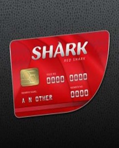 GTA V Cash Card - Red Shark (100.000) kaufen