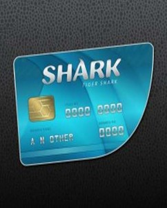 GTA V Cash Card - Tiger Shark (200.000) kaufen