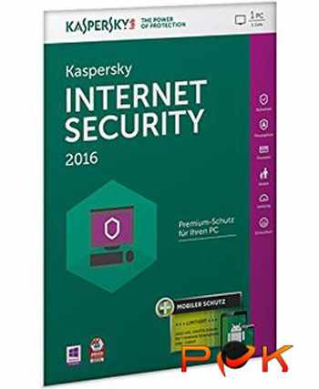 Kaspersky Internet Security 2016 Produkt Key kaufen