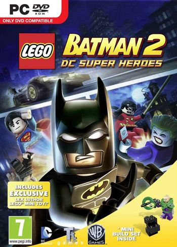 LEGO: Batman 2 - DC Super Heroes Key kaufen für Steam Download