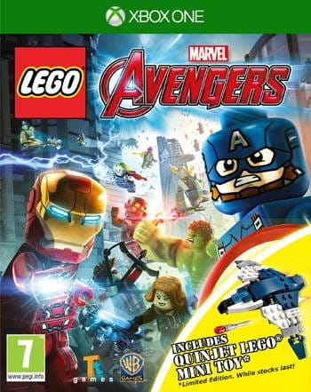LEGO Marvel's Avengers Xbox One Download Code kaufen