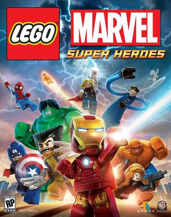 Lego Marvel Super Heroes Key kaufen für Steam Download