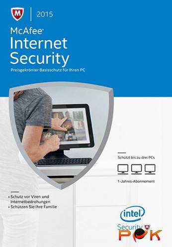 McAfee Internet Security 2015 kaufen - PC Product Key