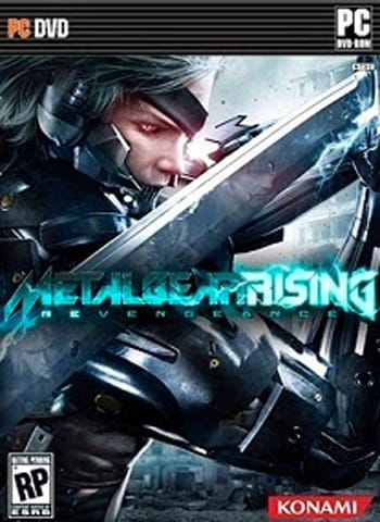 Metal Gear Rising Revengeance Key kaufen für Steam Download