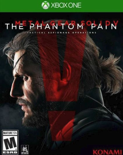 Metal Gear Solid V: The Phantom Pain Xbox One Download Code kaufen