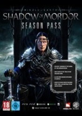Mittelerde - Mordors Schatten Season Pass Key kaufen für Steam Download