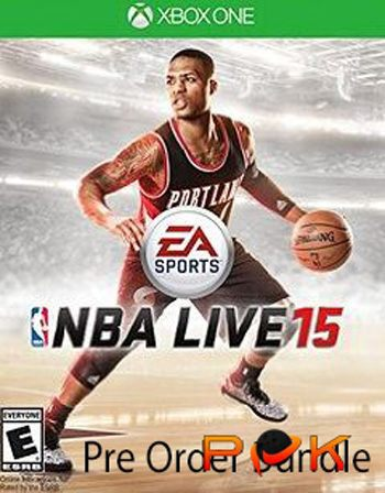 NBA 2K15 Pre Order Xbox One Download Code kaufen