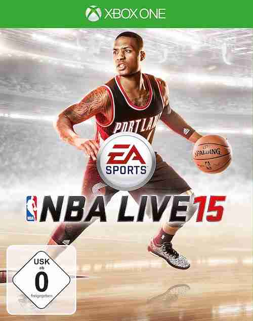 NBA Live 15  Xbox One Download Code kaufen