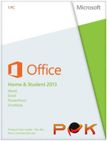 Office 2013 Home and Student Key kaufen - Product Key 32bit / 64bit