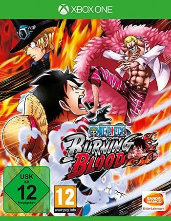 One Piece Burning Blood Xbox One Download Code kaufen