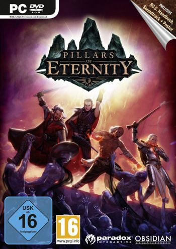 Pillars of Eternity Key kaufen für Steam Download