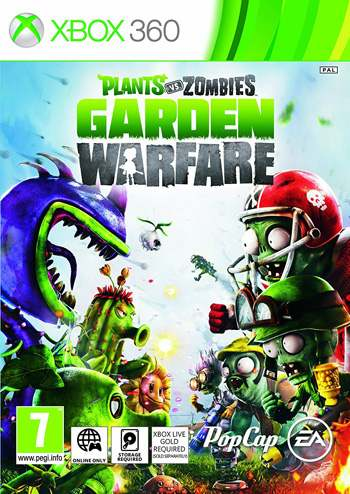 Plants vs Zombies Garden Warfare - Xbox 360 Download Code kaufen