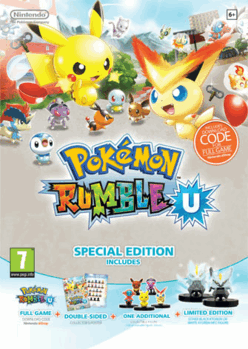 Pokemon Rumble U - Wii U Download Code kaufen