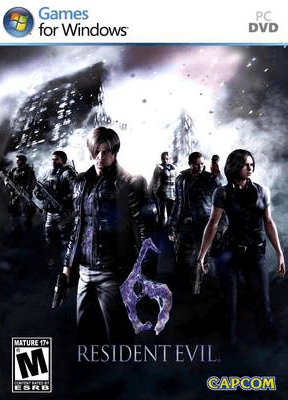 Resident Evil 6 Key kaufen für Steam Download