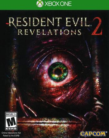 Resident Evil Revelations 2 Xbox One Download Code kaufen