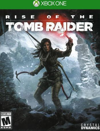 Rise of the Tomb Raider Xbox One Download Code kaufen