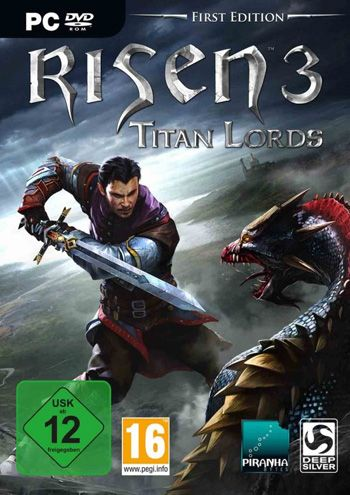 Risen 3 Titan Lords Key kaufen für Steam Download