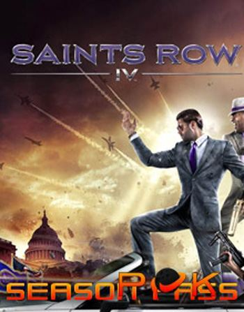 Saints Row IV Season Pass Key kaufen für Steam Download