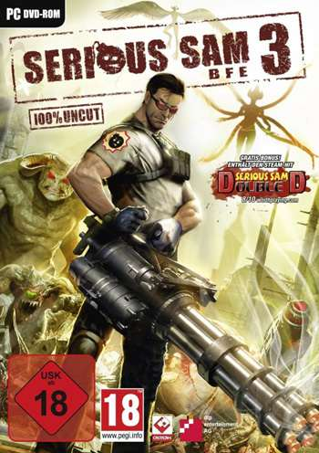 Serious Sam 3 Key kaufen und Download