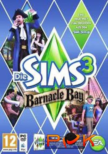 Sims 3 Barnacle Bay Key kaufen und Download