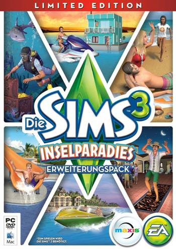 Sims 3 - Inselparadies Key kaufen für EA Origin Download