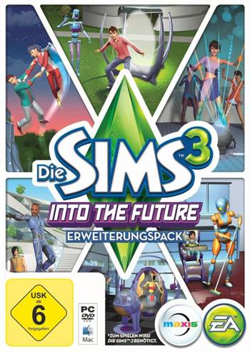 Sims 3 - Into the Future Key kaufen für EA Origin Download