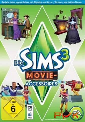Sims 3 - Movie Accessoires Key kaufen für EA Origin Download
