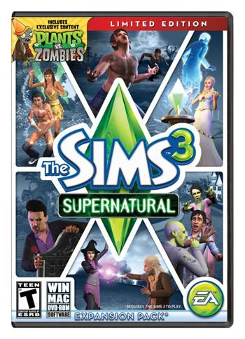 Sims 3 - Supernatural Key kaufen und Download