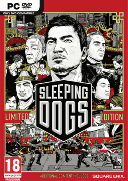Sleeping Dogs - Limited Edition Key kaufen