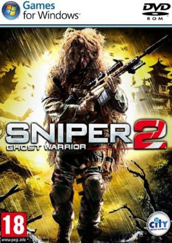 Sniper Ghost Warrior 2 Key kaufen für Steam Download